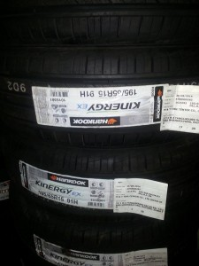Hankook KINERGY EX 195 65R15 91H