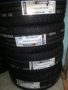 Hankook OPTIMO K415 235 50R19 99H (2)