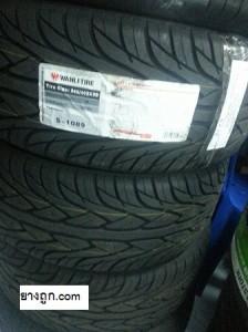 ขายยางรถยนต์โฟร์วีลไดรฟ์ ออฟโรด 4x4 OFF Road 4WD 245 40R20 ยางวันลี่ (Wanli Tires)