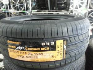 ยางคอนติเนนทอล Continental 235 55R18 ใส่รถ SUV pic2